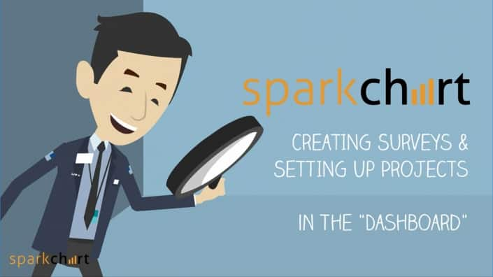 Spark Chart Survey Software Dashboard