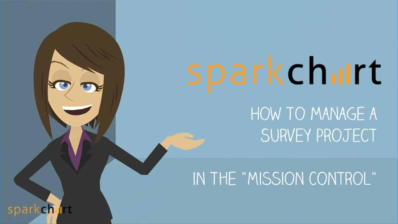 Spark Chart Survey Software Mission Control