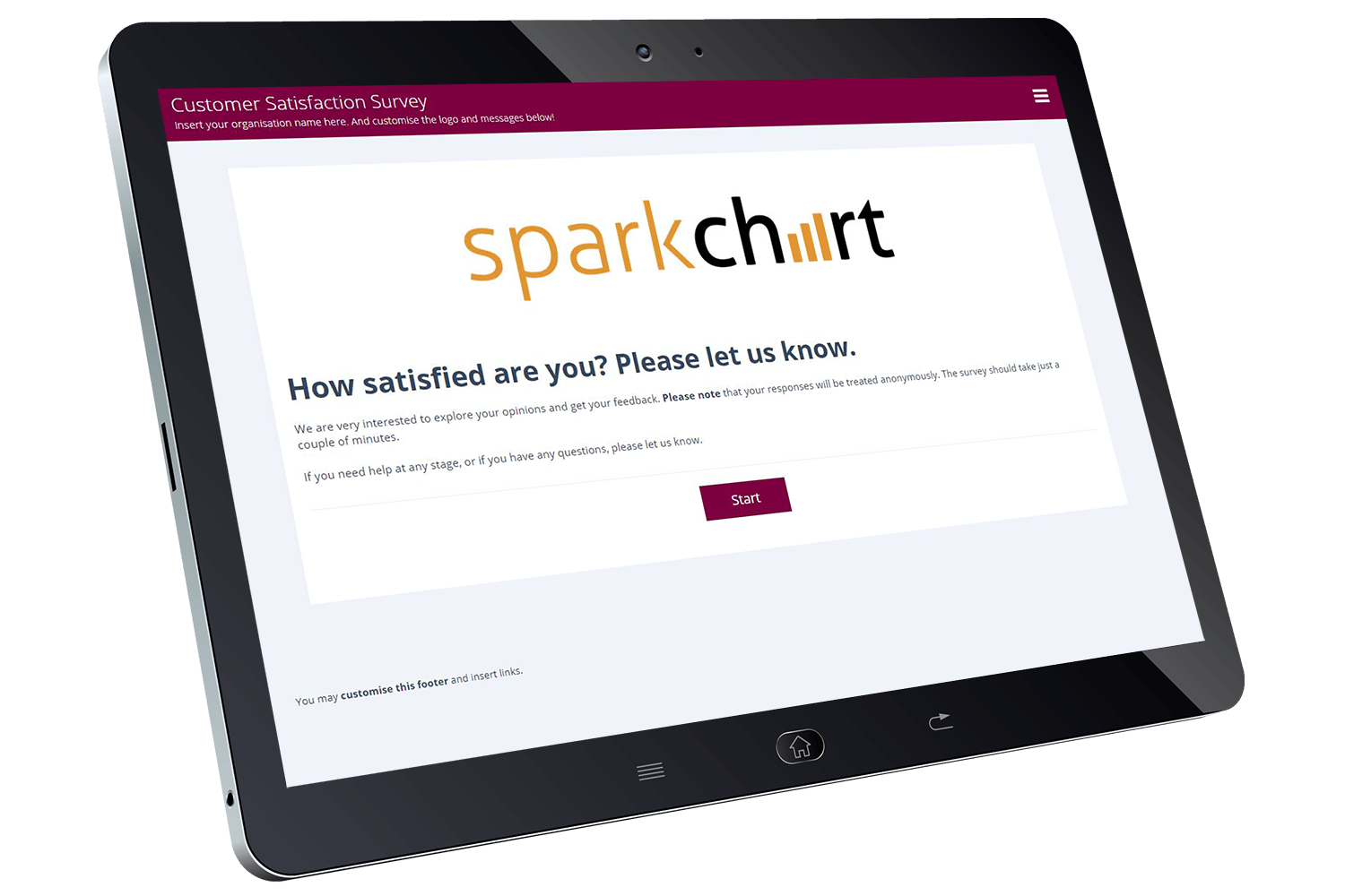 Spark Chart Survey Tool & Software