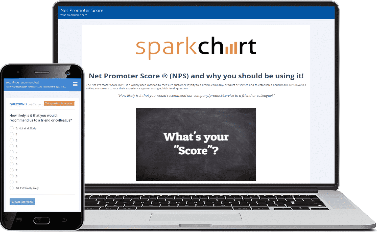 Survey Software Tool Net Promoter Score NPS