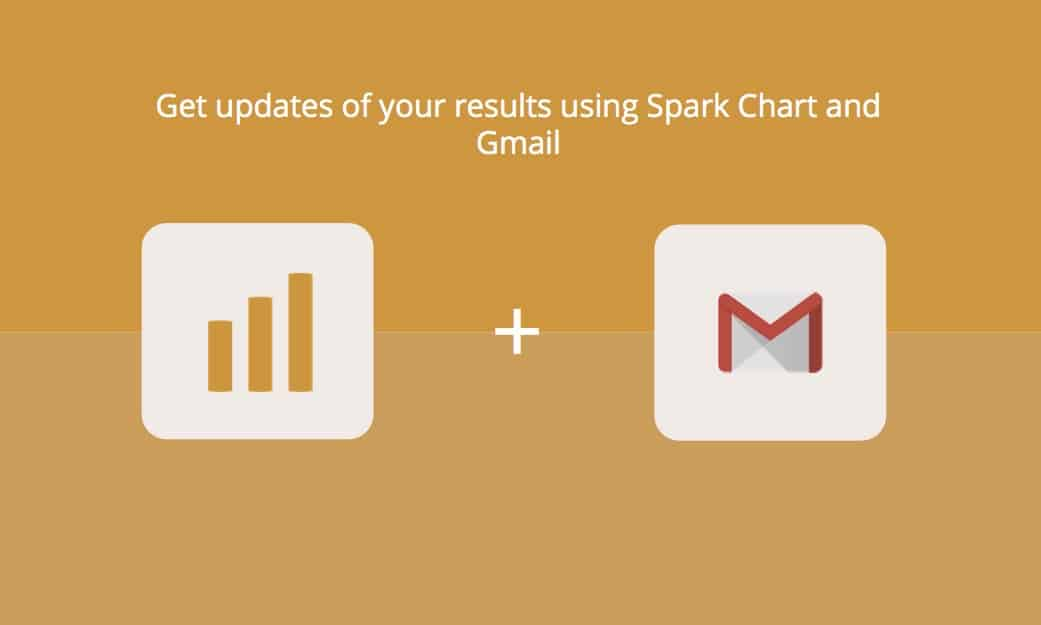 Spark Chart Survey Mail Client Zapier Integration