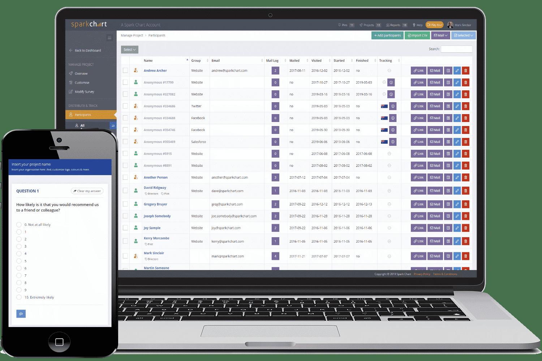 Survey Software Deployment