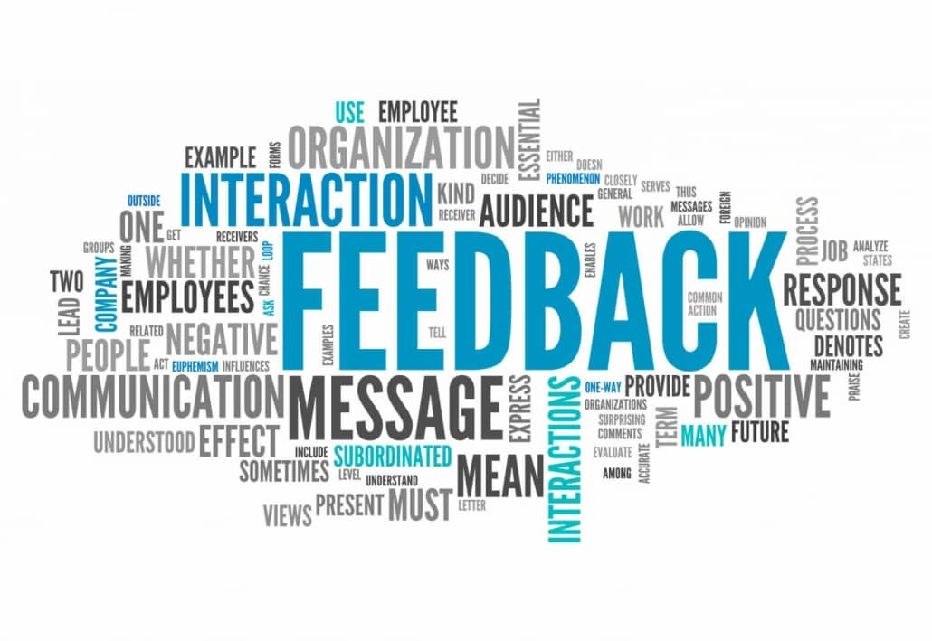 Feedback and Surveys