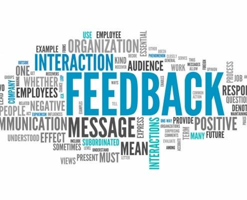 Feedback and Surveys